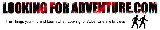 Looking for Adventure.com Logo